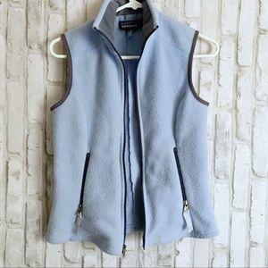 Patagonia Synchilla Zip Up Purple Fleece Vest XS